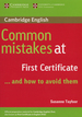 Common Mistakes at FCE, Paperback
